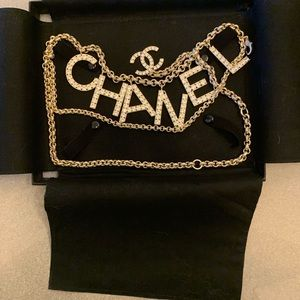 Chanel Gorgeous Belt 19Ss